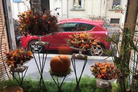 風は秋色。ミラノの市場は秋の味覚でいっぱい〜ミラノ通信#18