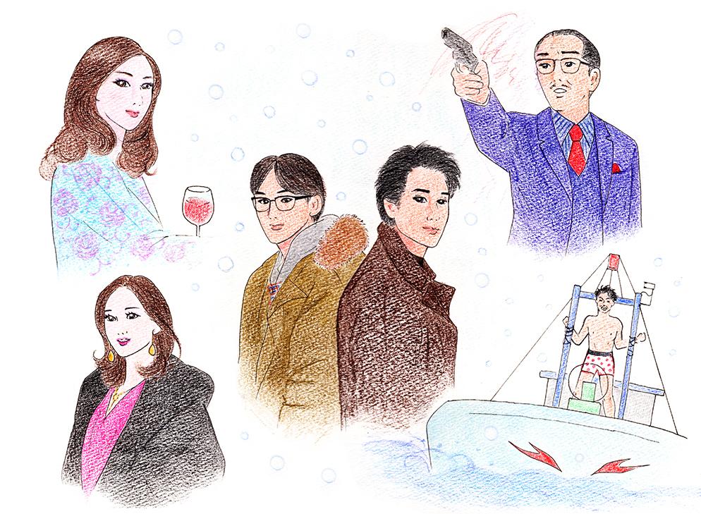 映画『探偵はBARにいる3』感想。命を燃やすものは、あるか? 大泉洋×松田龍平コンビによる人気シリーズ第3弾!