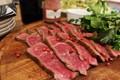 クリスマスを華やかに! 牛肉のたたき【簡単なのにほめられる!ホムパごはん#6】