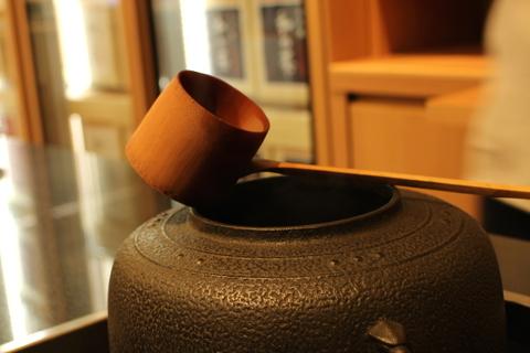 高級日本茶「黄金みどり」の取り扱いも。伊藤園「和の茶」はお茶と向き合える場所