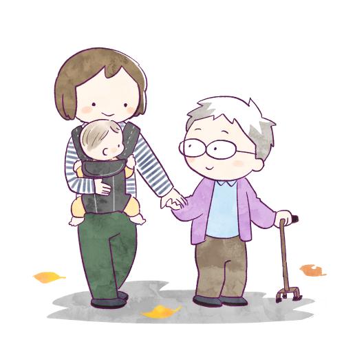 介護中、義母を「愛おしい」と感じました【さとういもこ】