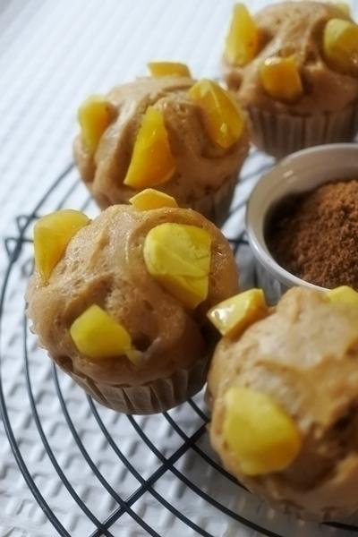 むちむち食感にはまる。どこか懐かしい黒糖蒸しパン【天然酵母のパンレシピ#8】