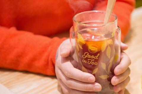 冬の新しい紅茶スタイル「Lipton Good in Tea」を楽しめるショップが表参道にオープン