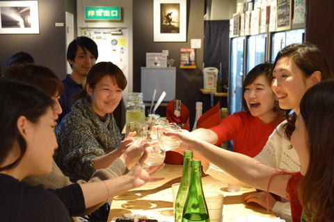 """""""雪の結晶を飲む""""ような本格派スパークリング日本酒でうっとりと酔うひとときを"""