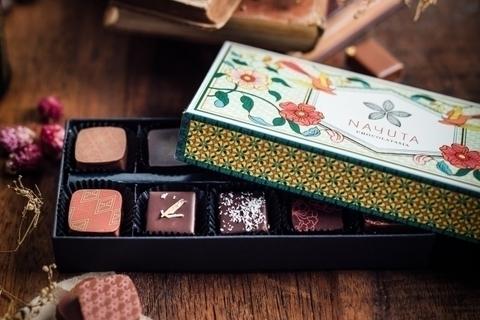 アジア発Bean to Barチョコ「ナユタ チョコラタジア」が伊勢丹新宿店に登場