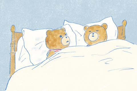 たっぷり寝たいだけ寝ると、ついでに肌も調います【わたしを助けてくれる肌ケア】