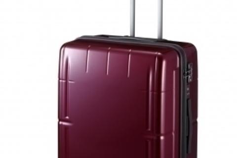 超過料金の不安を解消する、重量計測器搭載のスーツケース