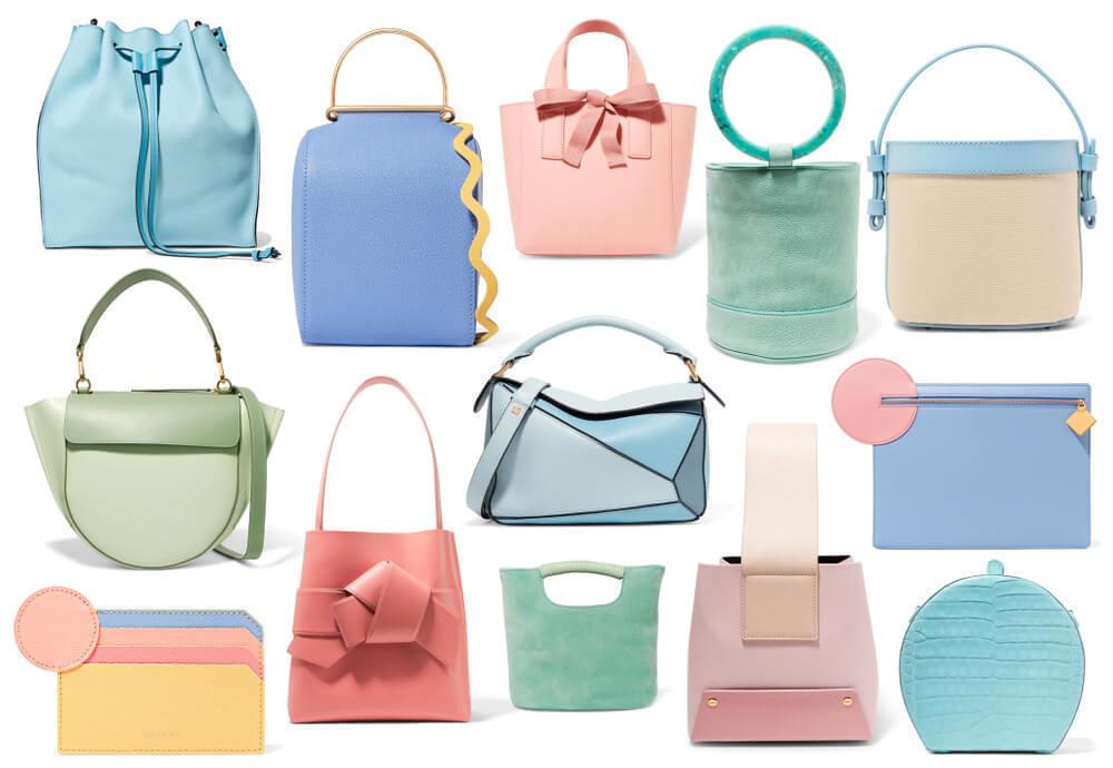 私のバッグの選び方。迷ったときは「色」で揃えること