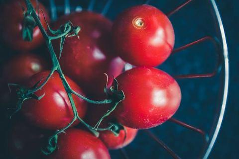 トマト農家に生まれていたら私はもっと美肌だったかもしれない、という妄想