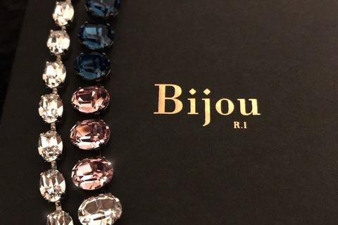 Bijou R.Iのビジューアイテムでファビュラスな首元に【NaméCollection #1】
