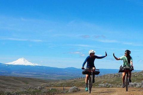 これからがシーズン本番! 週末に挑戦してみたい「バイクパッキング」って?