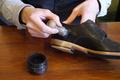 革靴のお手入れ方法〈基本編〉
