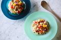 ダイエットシーズン到来! 切って混ぜるだけの雑穀サラダは日持ちも腹持ちもする優秀レシピ