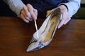 靴のニオイが気になるときのお手入れ方法
