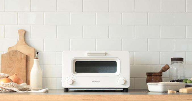 【DRESS キャンペーン】第二弾「BALMUDA The Toaster」を1名様にプレゼント