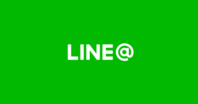 『LINE@』DRESS公式アカウントがスタート!
