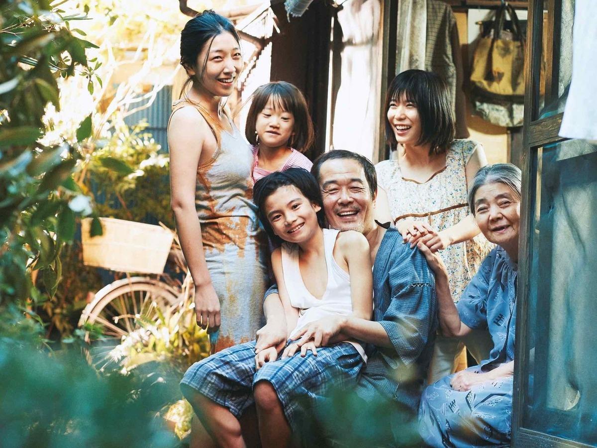 パルムドール受賞! 『万引き家族』は是枝作品初心者にもオススメ 古川ケイの「映画は、微笑む。」#53