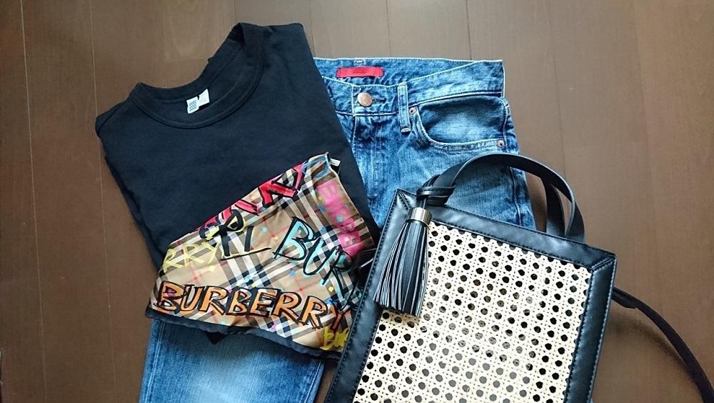 UNIQLO UのTシャツが優秀。デニムコーデも洗練されます