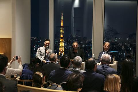 アンダーズ 東京で、舞妓の世界を垣間見るトークイベントが開催