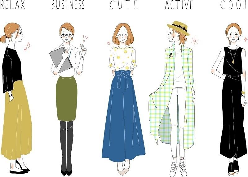 12星座ファッション占い~2018年下半期の恋愛・仕事・マネー運はどうなる?