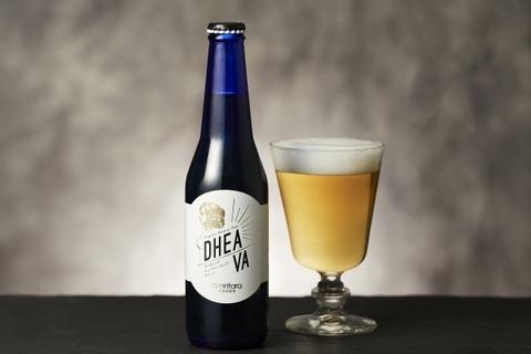 飲むだけでキレイが止まらない。オーガニッククラフトビールが誕生