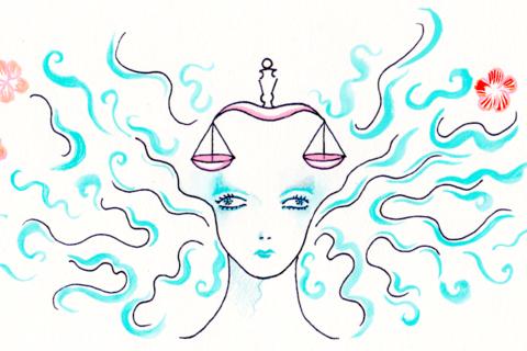 【星座占い】てんびん座の性格や特徴「美の探求者」