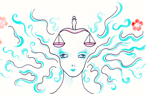 【星座占い】天秤(てんびん)座の性格や特徴「美の探求者」