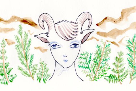【星座占い】やぎ座(山羊座)の性格や特徴「堅実な夢想家」