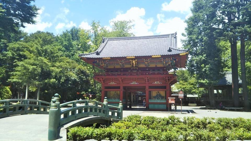 長い歴史とロマンが宿る「根津神社」【巫女ライターの神社と御朱印めぐり#4】