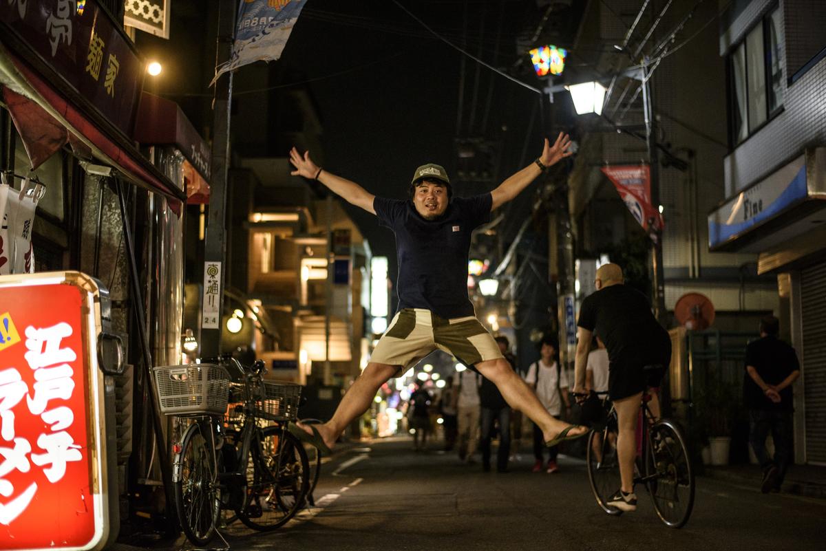 戦場だけど、ぬるま湯。そんな東京で生きている
