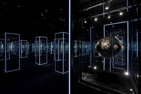 ミキモト「Feel the Pearl 感じるパール展」を9月5日まで開催