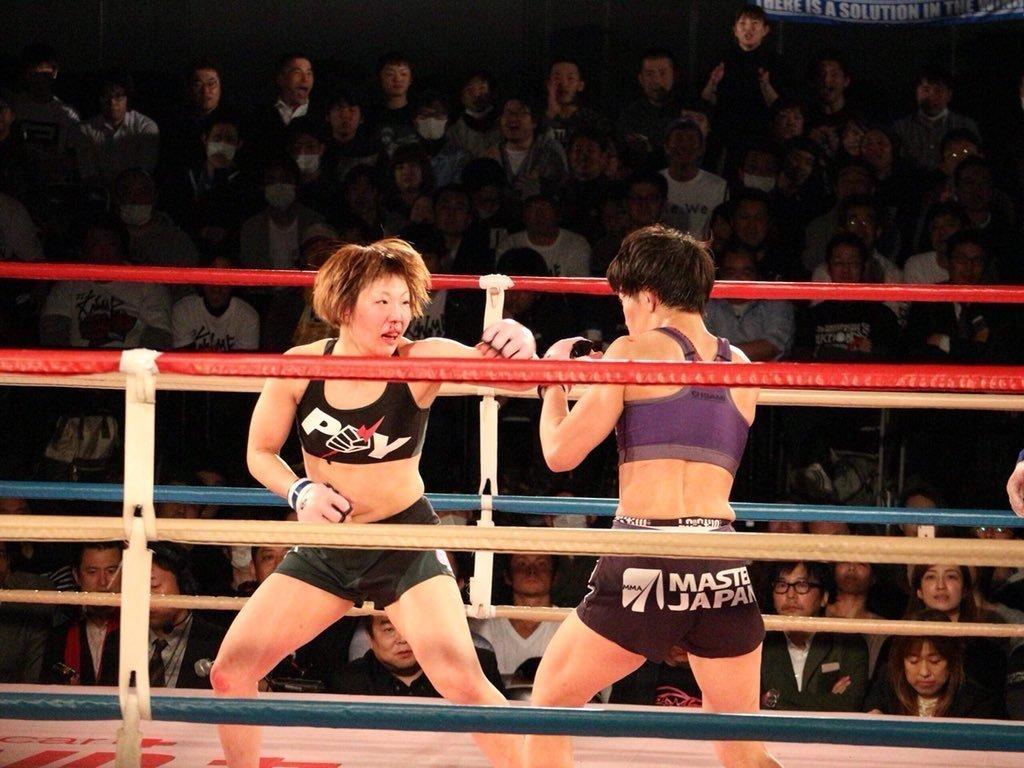 高野聡美(SARAMI)が格闘技者として美しい3つの理由