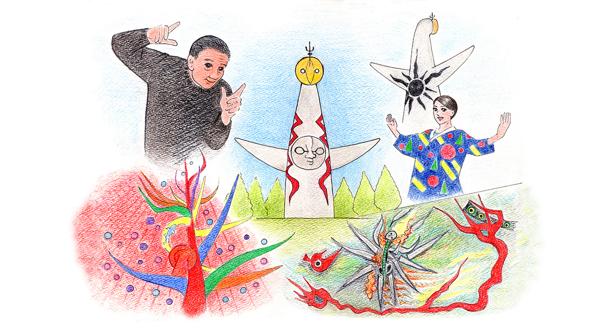 映画『太陽の塔』感想。今明かされる『太陽の塔』の謎。芸術家・岡本太郎は、何のために創ったのか?