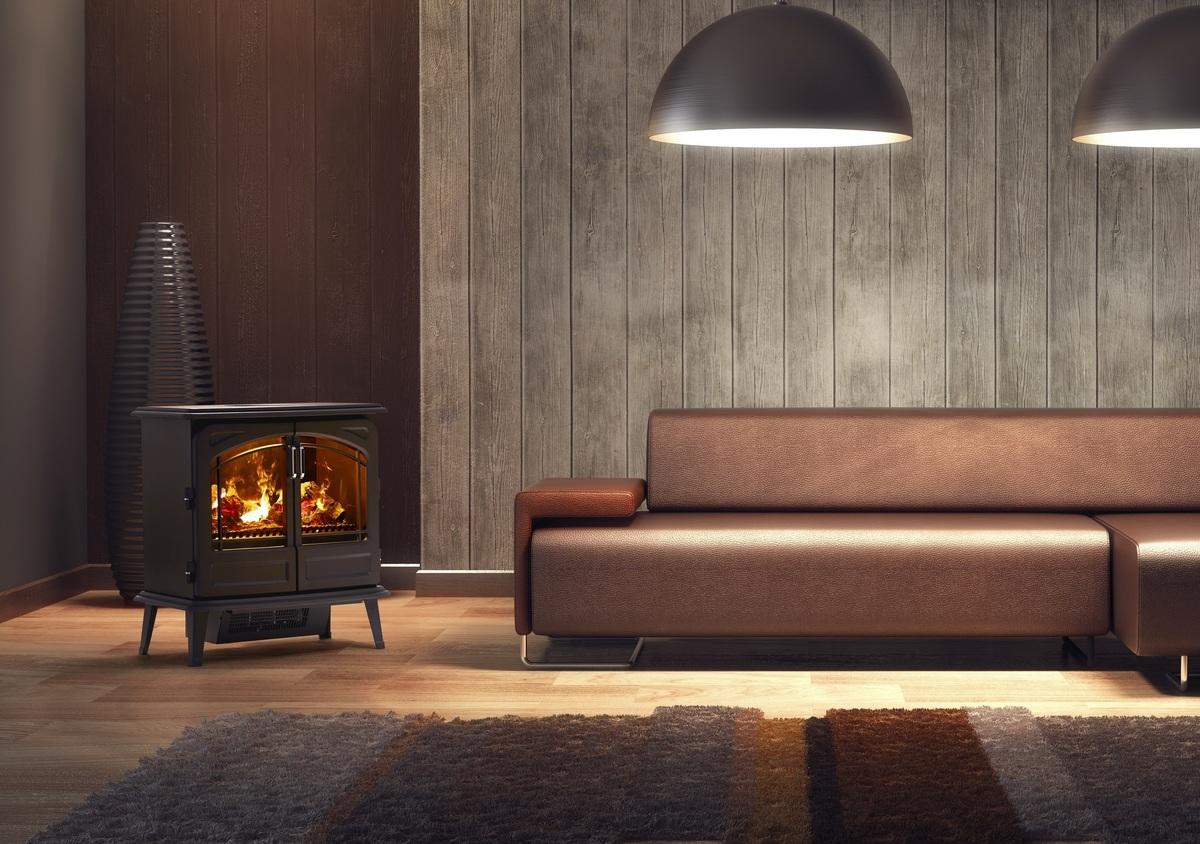 本物の炎みたい! 家庭用電気暖炉Opti-mystから新製品が登場