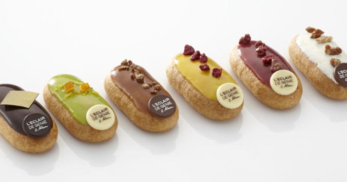 美味しくておしゃれ。エクレア専門店「レクレール・ドゥ・ジェニ」の2018年秋冬新作