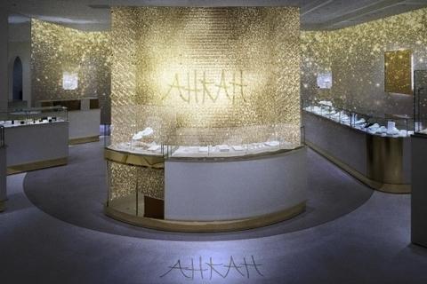 幻想的で美しい! AHKAH×NAKEDスペシャルイベントを表参道ヒルズ店で開催