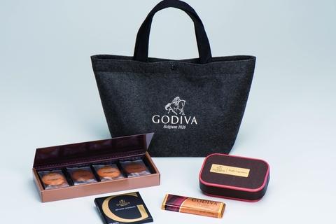 ゴディバが「ブラックフライデー ハッピーセット」を発売