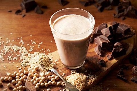 チョコ味が新登場。100%植物性「ボタニカルライフプロテイン」