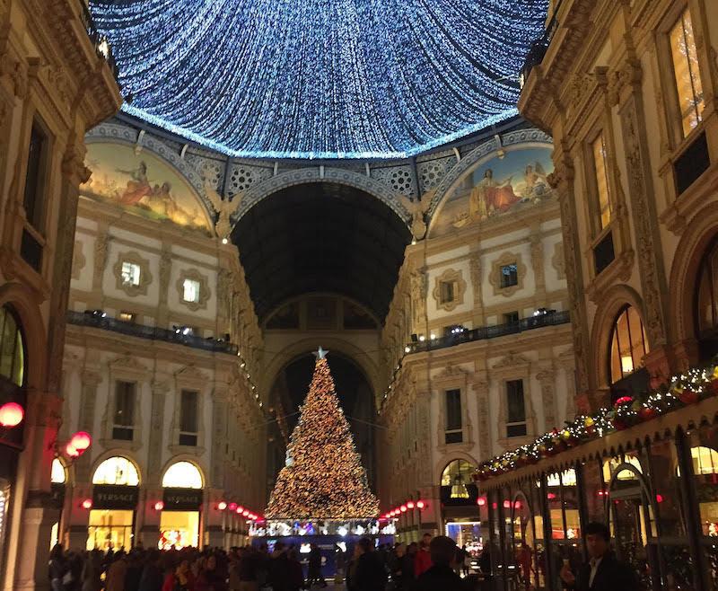 クリスマスモードのミラノは美しい〜ミラノ通信#34