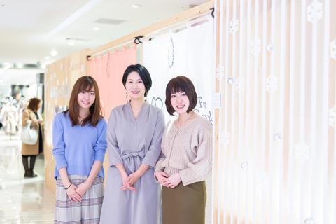 「安心して性を楽しめる場所を目指して」irohaポップアップストア出店を支えた女性3名の想い