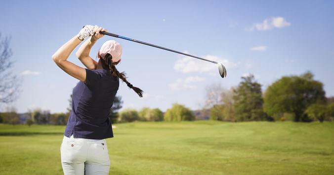 大人女性にゴルフを勧めたい4つの理由