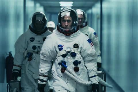 月面に初めて降り立った男を描いた映画『ファースト・マン』