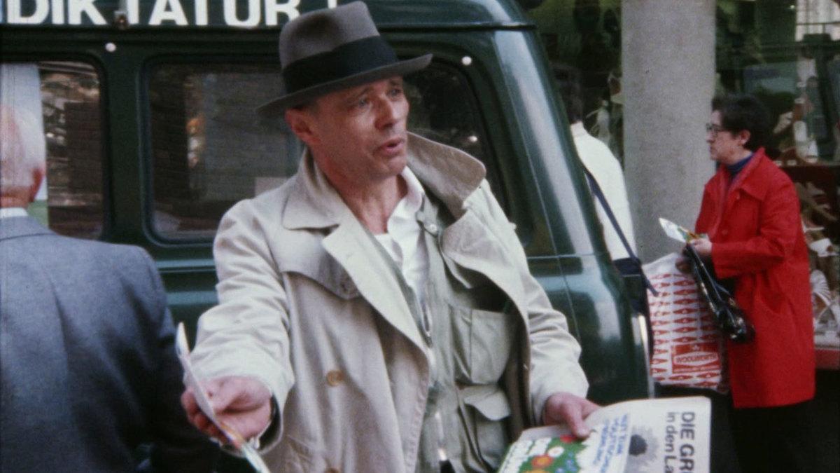 【チケプレあり】映画『ヨーゼフ・ボイスは挑発する』トークイベント付き一般先行試写会にご招待!