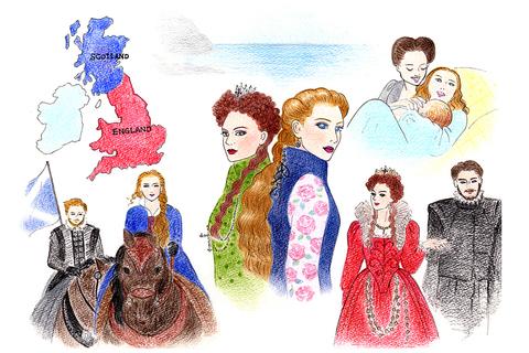 映画『ふたりの女王 メアリーとエリザベス』感想。激動の16世紀英国を生きたふたりの女王の激しくも華麗な物語!