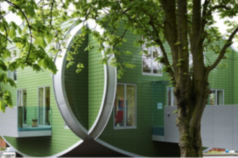 マギーズ・ハウスとは? がん患者がリラックスできる場所を有名建築家がデザイン