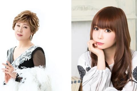小林幸子&中川翔子がコラボ! ポケモン新作映画で『風といっしょに』を歌唱
