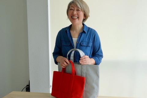 50歳からでも遅くない!「みつばちトート」束松陽子さんの挑戦【ポートランドで働く】