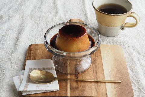 インスタで人気の「固めプリン」は、昔懐かしい喫茶店の味