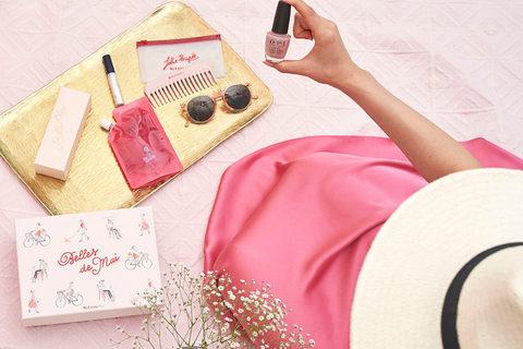 OPIの新作ネイル入り! 5月のMy Little Boxは「Life in Pink」