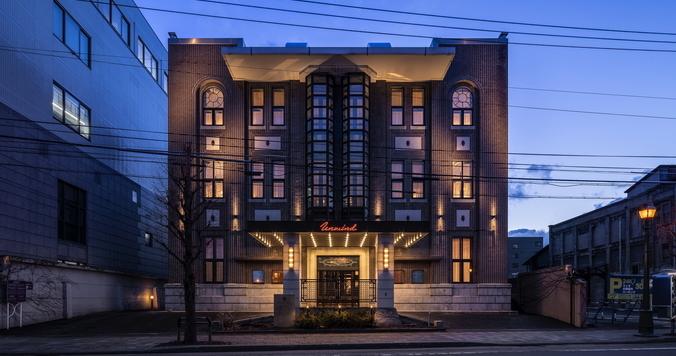 大人旅におすすめ。歴史的建造物をリノベした小樽の快適ホテルにステイ